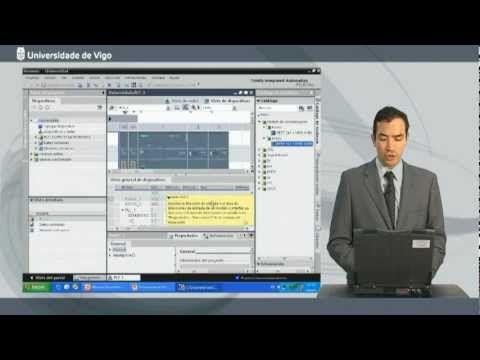 éste Es Un Vídeo Con El Objetivo De Ayudar A Conocer Un Poco El Software De Programación Tia Portal V11 En El Víde Software De Programacion Software Programar