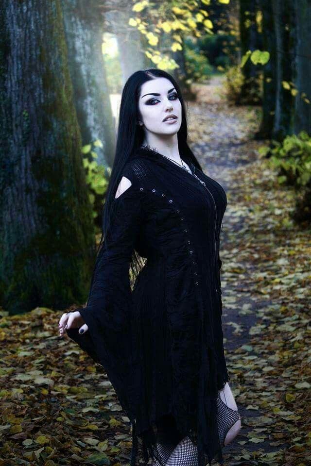 Baph O Witch  Goth Girl  Goth, Gothic Outfits, Goth Women-8750