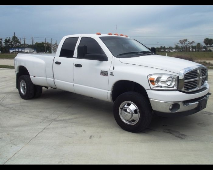 2008 Dodge Ram 3500 Dually 4x4 Diesel We Finance Bad Credit Http Www Localautosonline Com Used 2008 Dodge Ram 35 Suv For Sale Ram 3500 Dually Cars For Sale