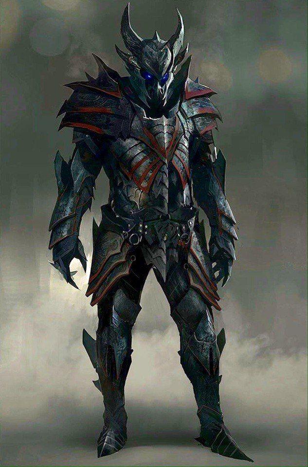 Black Skull Senhor E Lorde Da Tormenta Fantasy Armor Skyrim Art Elder Scrolls Art Armor tailored at male vampires for skyrim drakul armor for skyrim in game 2. pinterest