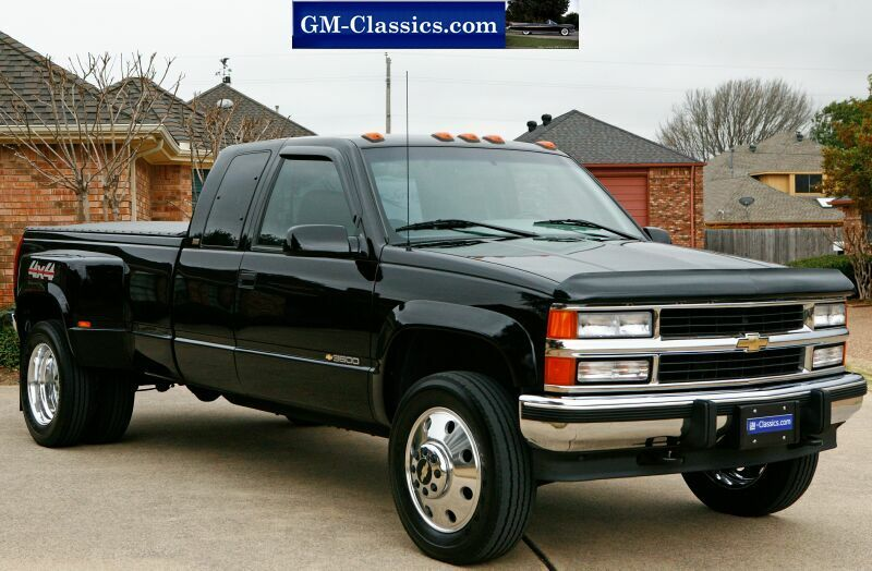 1996 Chevrolet Silverado 3500 4x4 Matt Garrett Chevy Trucks Custom Trucks Chevy