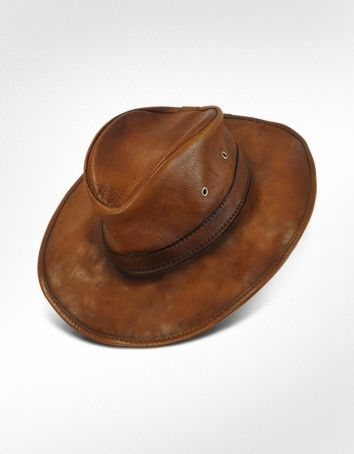 abcd0d43e37bf9 Find Genuine Leather Hat by Pratesi at Forzieri.com's Men's Hats department  and more Spring/Summer 2019 designs