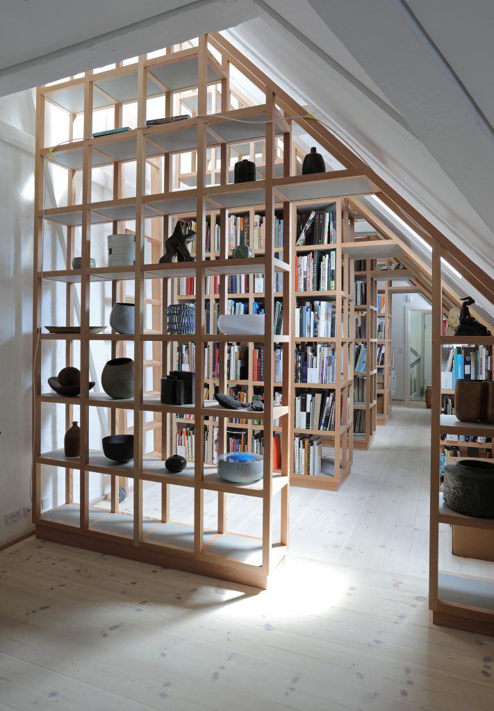 Design to Create Room for Art Salto&Sigsgaard for New