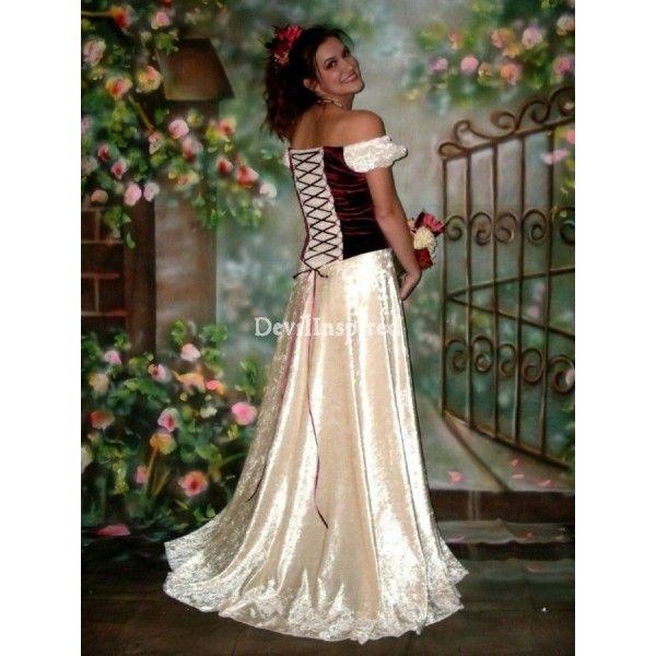 irish wedding dress traditional   Traditional Celtic Wedding Dresses ...