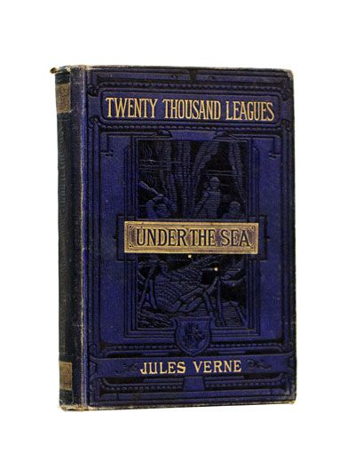 Twenty Thousand Leagues Under the Sea – Jules Verne (1888)
