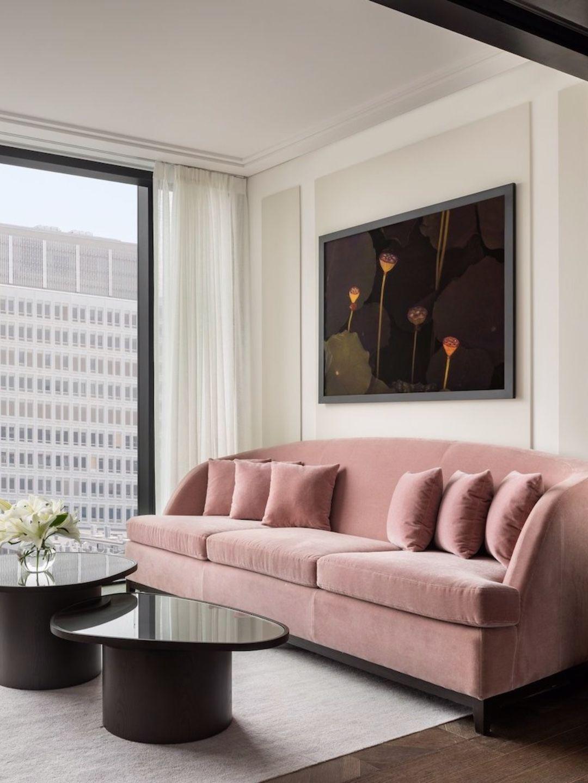 Four Seasons Montreal By French Interior Designers Gilles Boissier En 2020 Maison Et Objet Interieur Design Inspiration Design