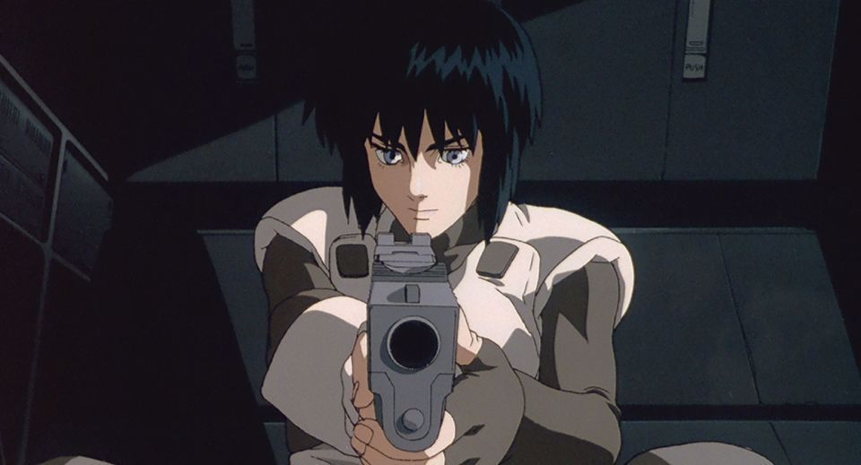 Ghost In The Shell Motoko New Movies In 2020 Anime Ghost Ghost In The Shell Anime