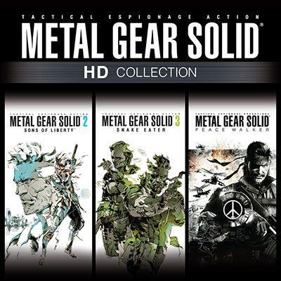 Metal Gear Solid HD Collection Game PS Vita - ozgameshop.com