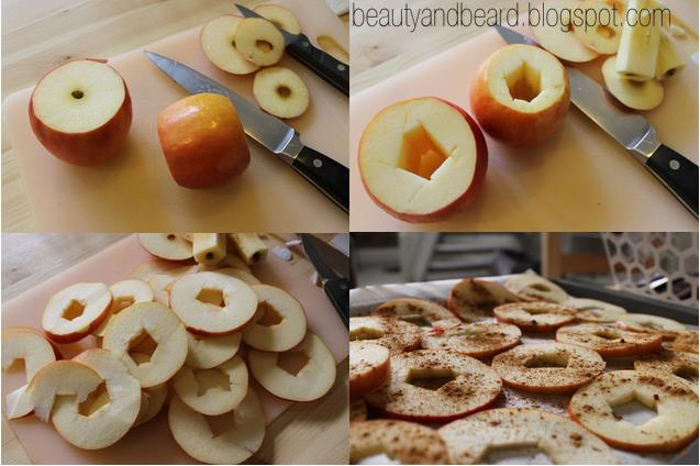 Kid-friendly Baked Cinnamon Apple Chips
