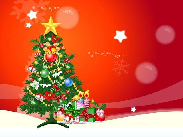 Orígenes del árbol de Navidad.