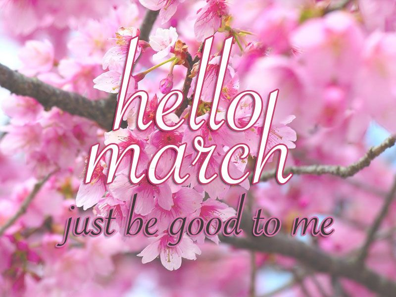 Attractive Hello March