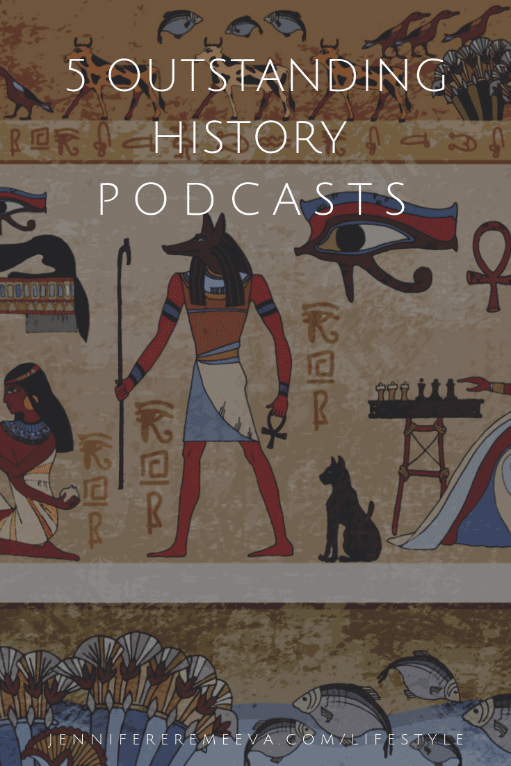 Photo of 5 Outstanding History Podcasts