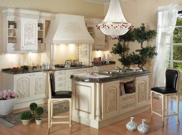 Küchen Inspiration im Italienischen Stil für eine individuelle