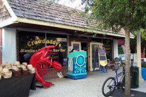 Crawdaddy S Cajun Seafood Restaurant Jensen Beach Florida