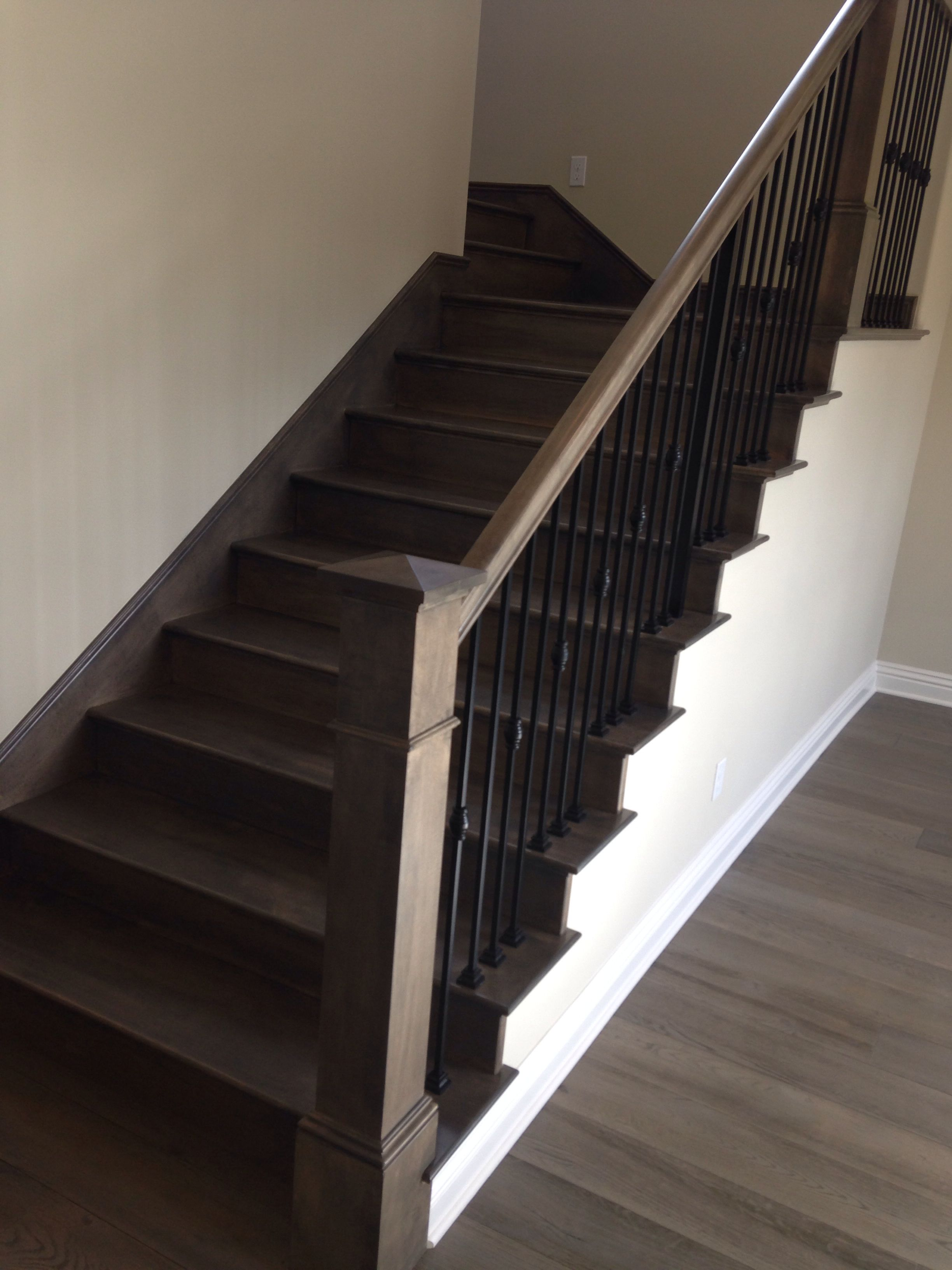 Best Gaetano Silver Fox Wood Floor And Stair System With 400 x 300