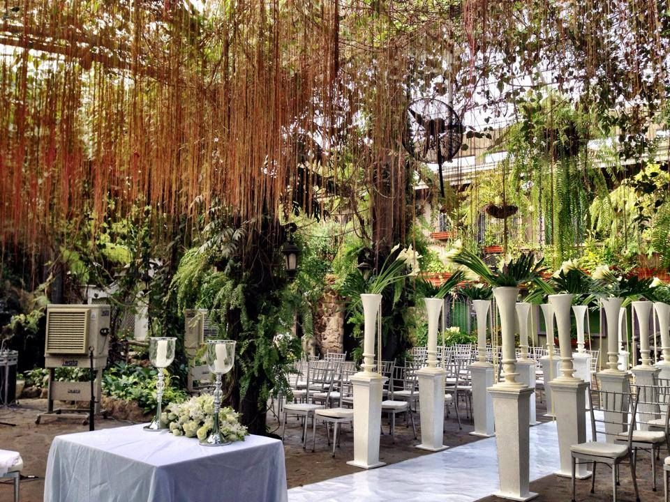 Fernwood Gardens Best Garden Wedding Venue In The Philippines Most Por Events Metro Manila Top