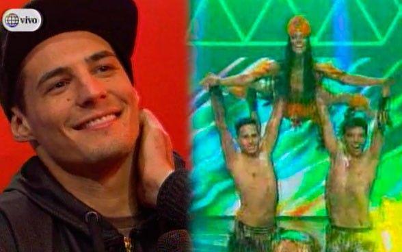 Paloma Fiuza enamoró a Facundo Gonzalez con electrizante baile