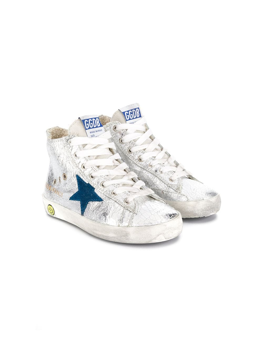 240421d7f Golden Goose Kids Francy sneakers - Silver in 2019   Products ...