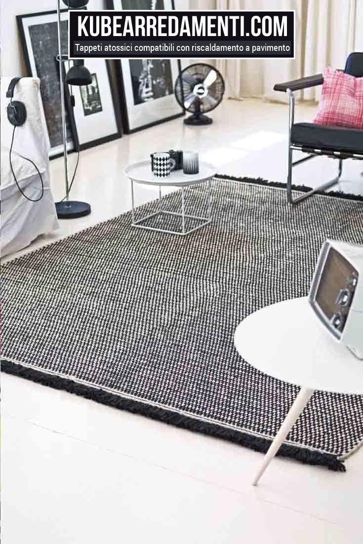 Riscaldamento A Pavimento E Tappeti 💡 il tappeto oltre ad arredare isola, rende più morbido il
