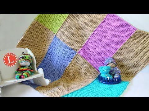 LOOM KNITTING Teddy Bear Gift Card Holder / Packet / Stockings / Bag ...