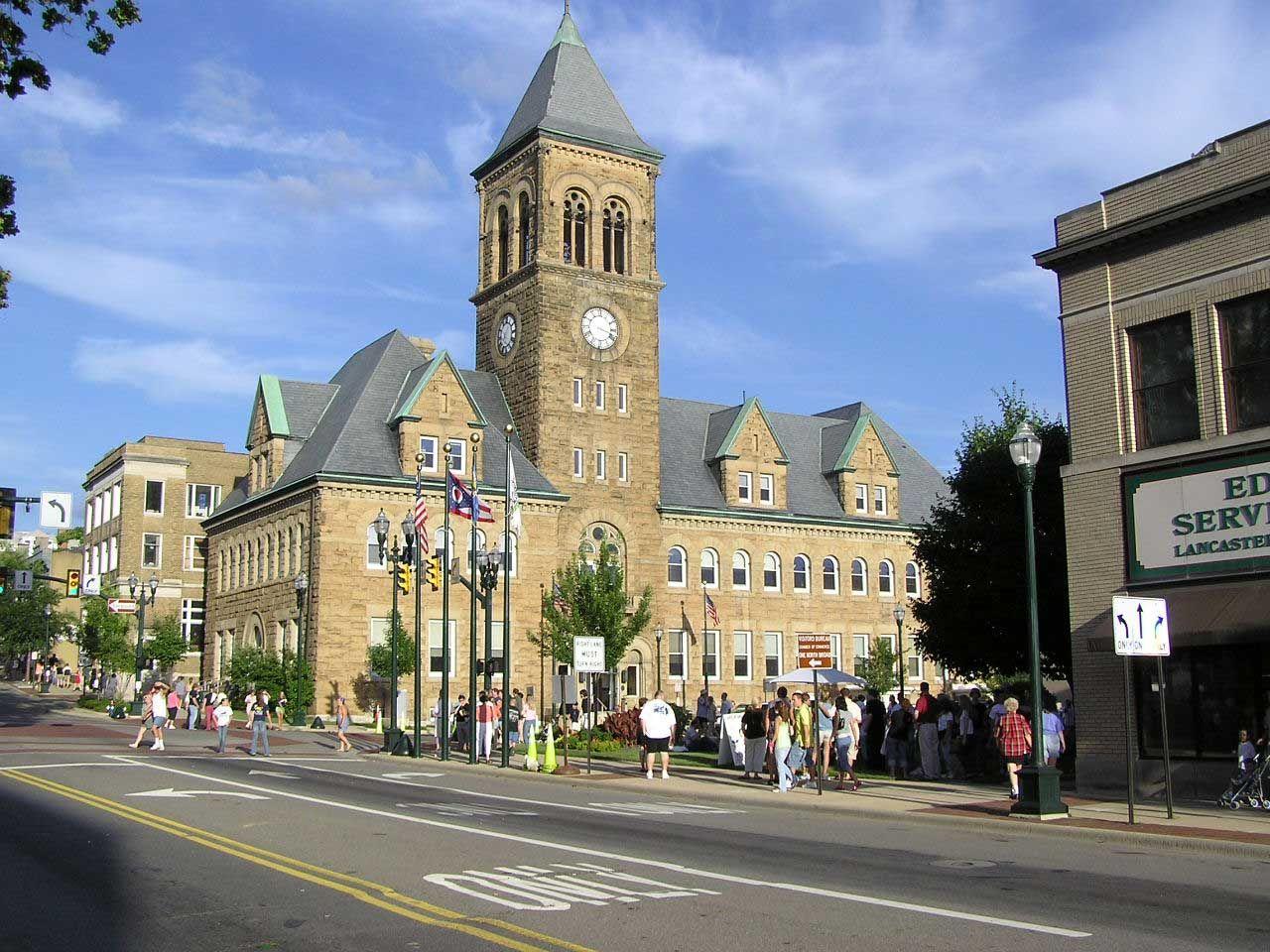 Pics Lancaster Ohio Lancaster City Hall My Roots Pinterest Lancaster City F C