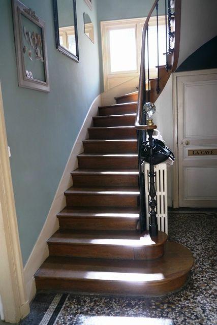 HELLO SPRING - le blog du goumy Escaliers Hello spring - Repeindre Une Cuisine En Chene Vernis