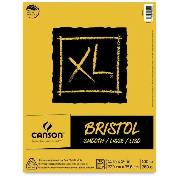 Canson Xl Bristol Pads Vellum Paper Bristol Paper