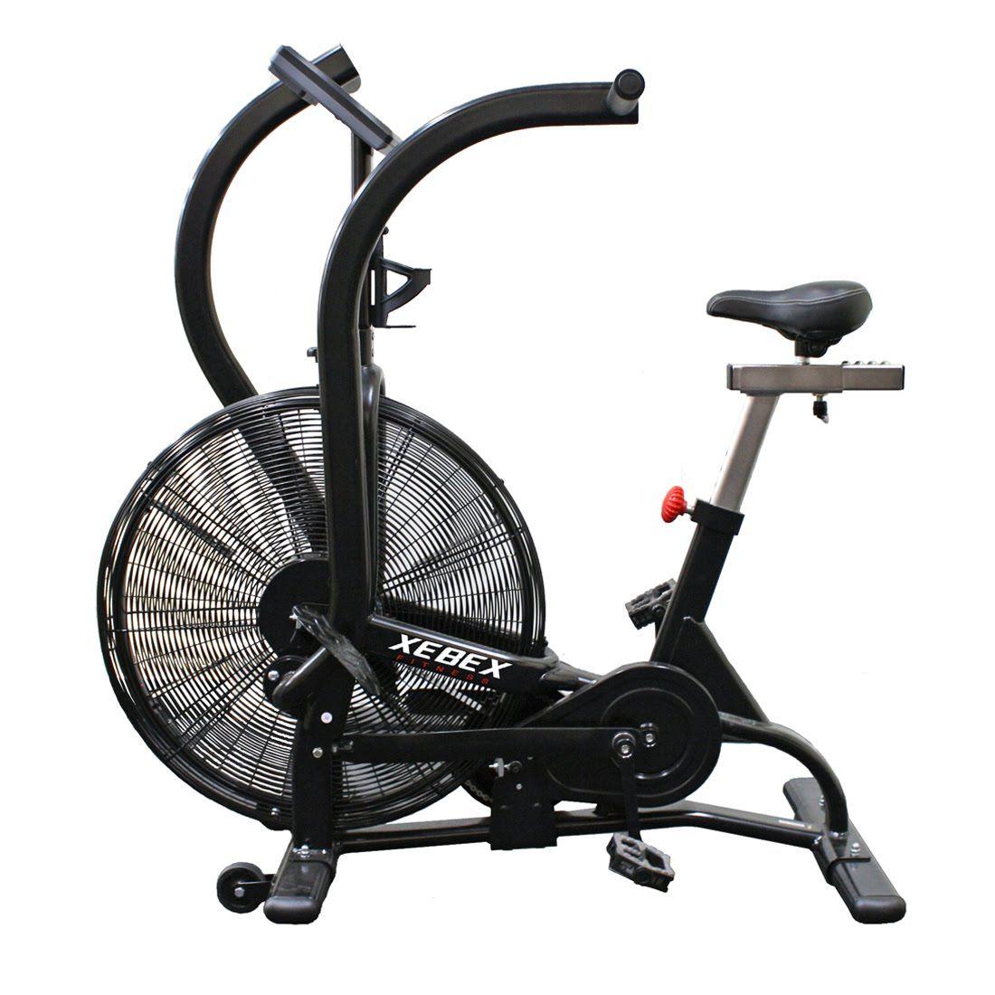 Xebex Commercial Air Bike Commercial Gym Equipment Bike Garage Gym