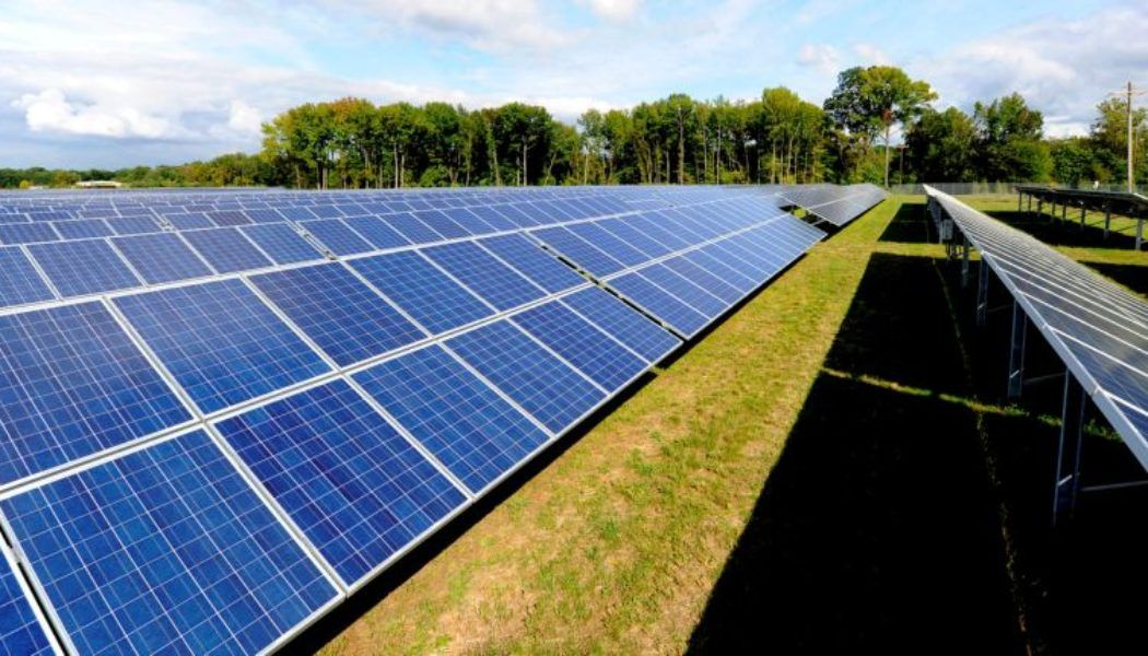 The main reason for the popularity of solar panel is it