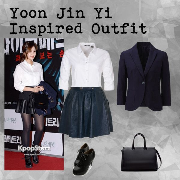 """Yoon Jin Yi"" by jojofromffr on Polyvore"