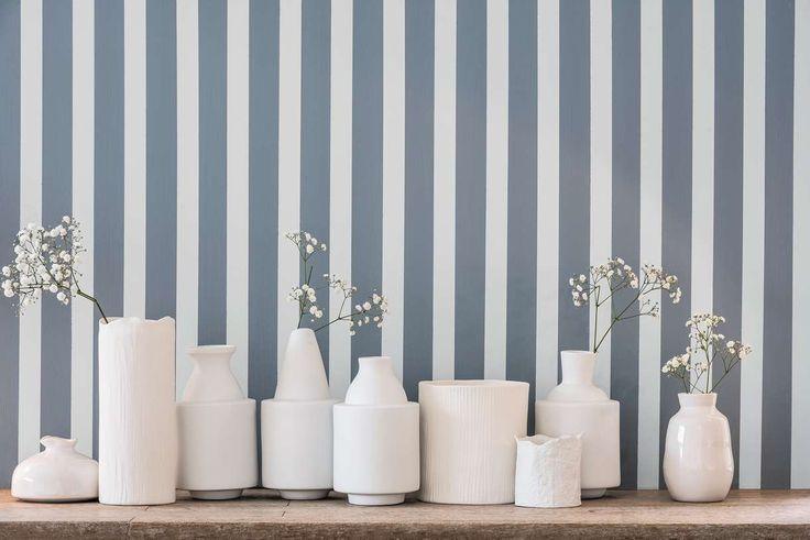 awesome Déco Salon - couleur 2017 bleu gris tendance peinture ...
