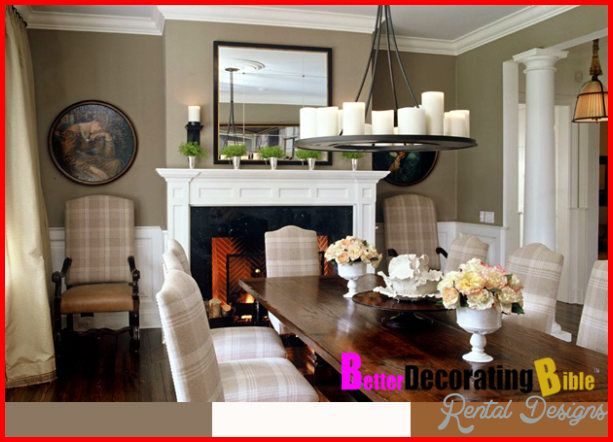 Nice Dining Room Ideas Budget Rentaldesigns In 2018 Pinterest