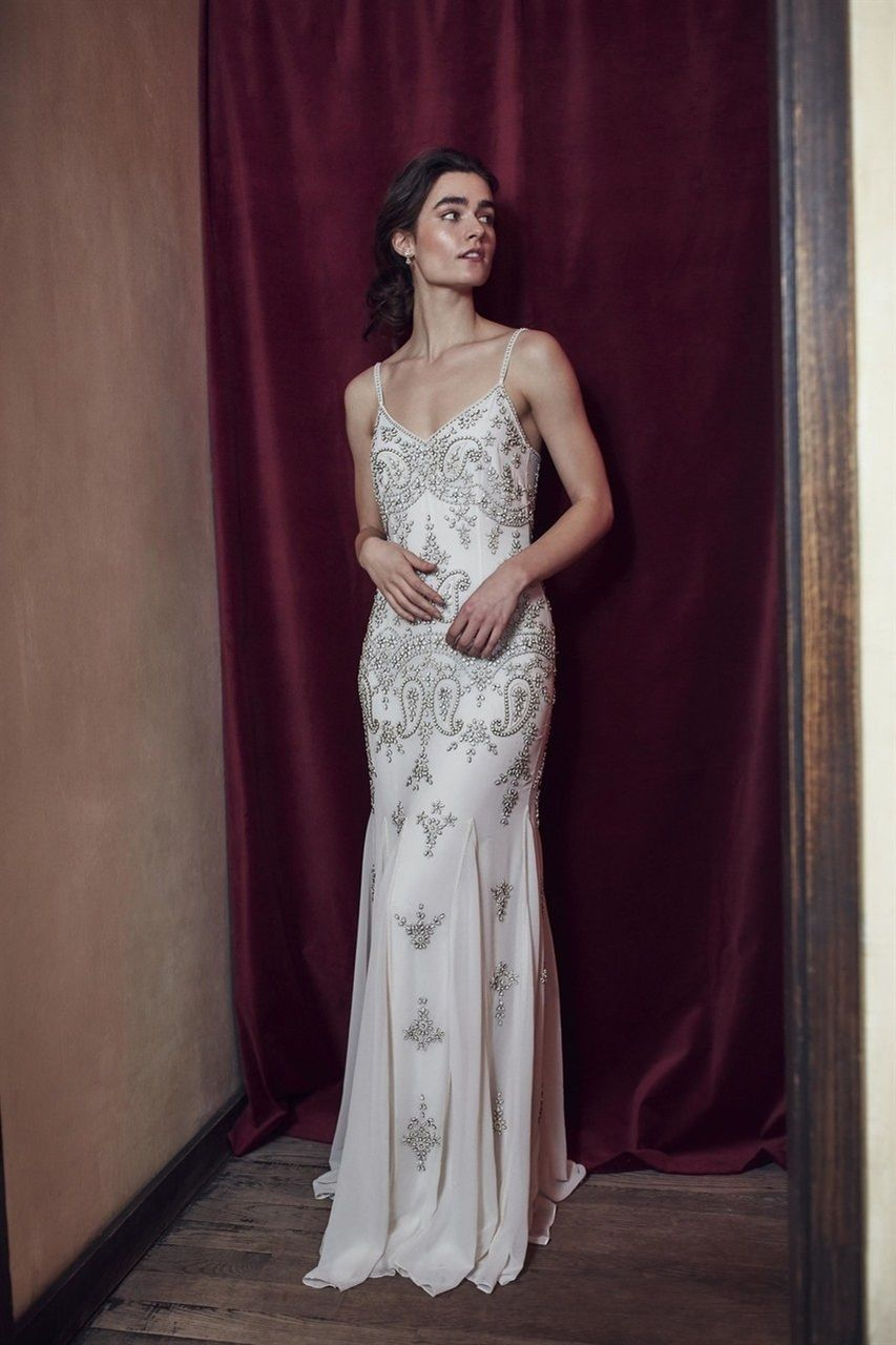 Wedding gowns for see the trends from bridal weeks dress