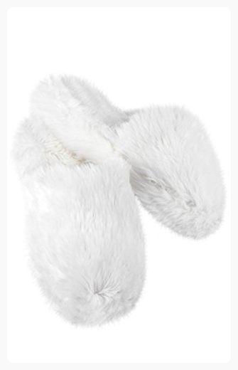 42412d77aeb PajamaGram Women s Fuzzy Wuzzies Slippers