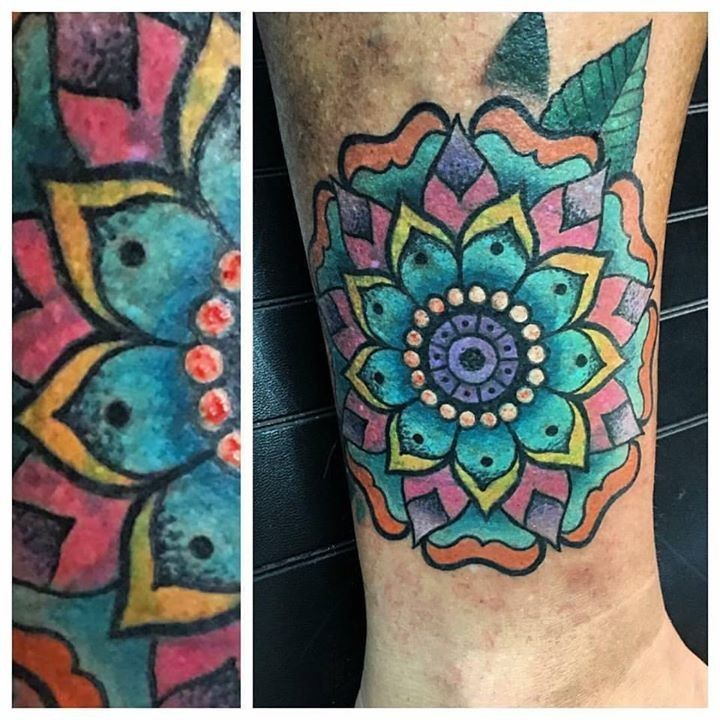 Coverup tattoo by shawn from tattoo 20170826