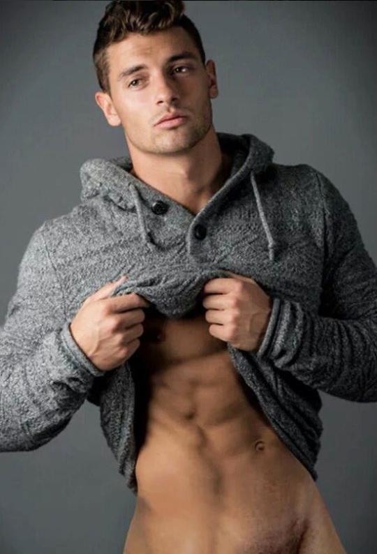 random sexy guy