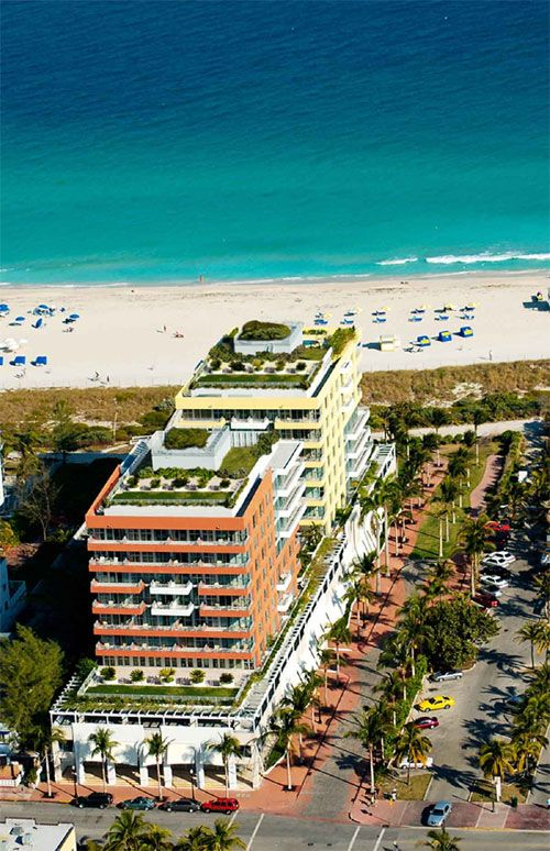 Hilton Bentley Miami Beachfront Hotel Southbeach