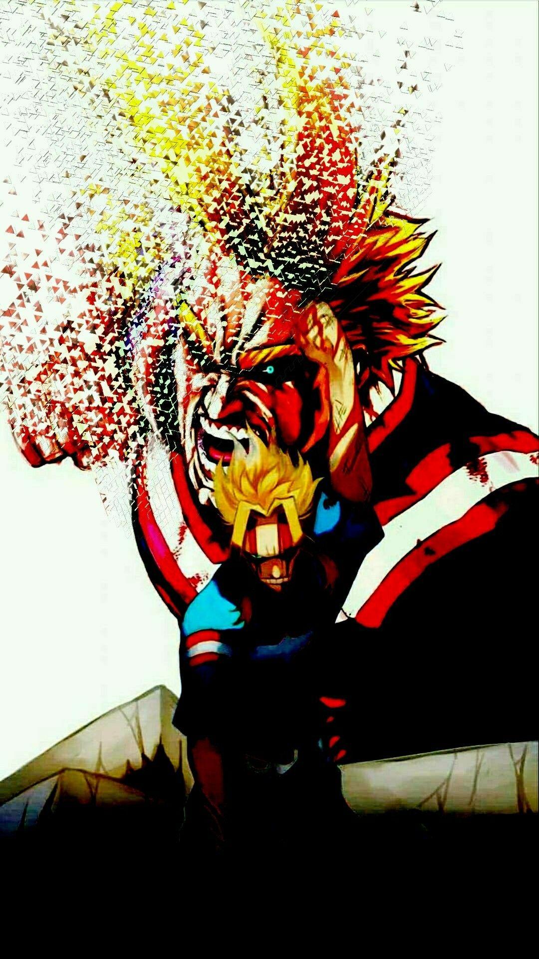 All Might Boku No Hero Academia Hero My Hero Academia Memes