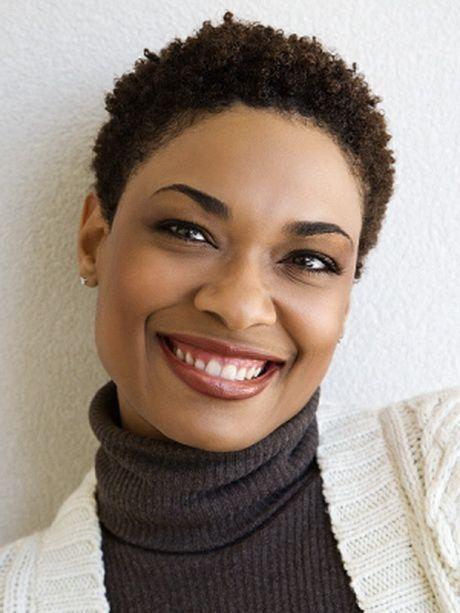 Short Textured Hairstyles For Black Women Hair Natural Hair
