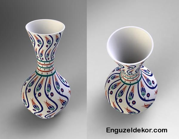 Cini Vazo Modelleri Google Da Ara Vazolar Desenler