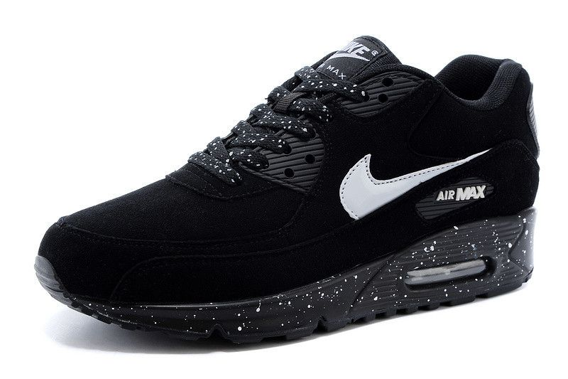 Air Max 90 - Galaxy Black Tempteddd