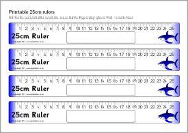 Printable Rulers Cm And Mm Sb4365 Sparklebox Sparkle Box