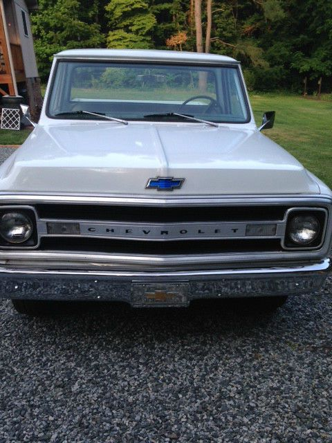 1970 Chevy C10 Truck 3 Speed Short Bed For Sale Chevrolet C 10 1970 For Sale In Lexington North Carolina United Chevy Trucks For Sale Chevy C10 C10 Trucks