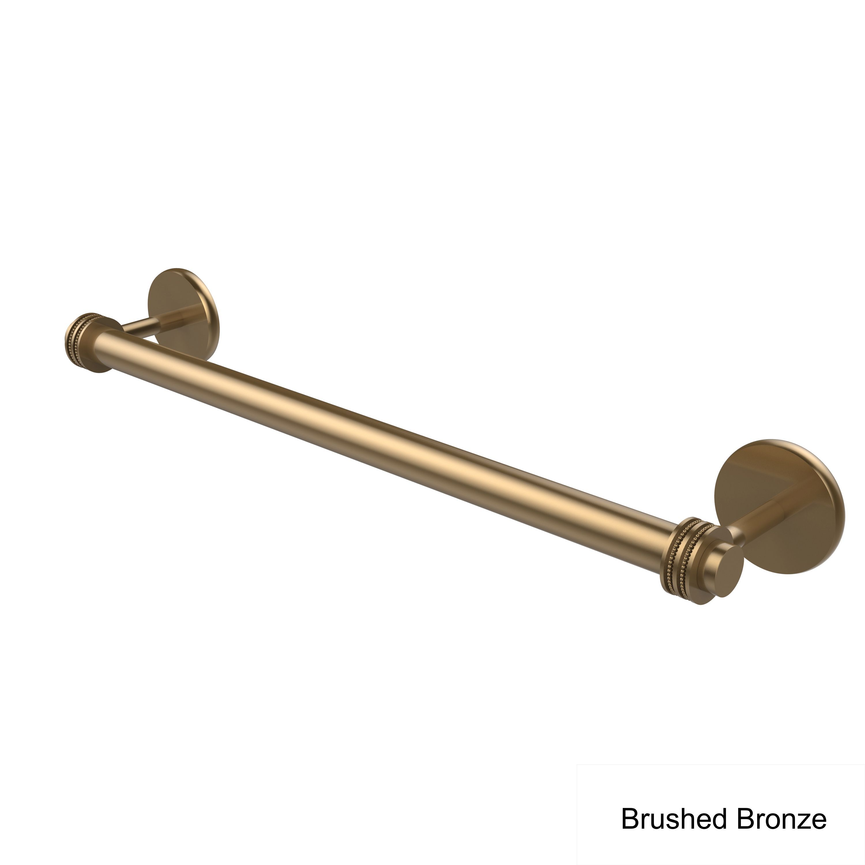Allied Brass Satellite Orbit Two Collection 18 Inch Towel Bar With