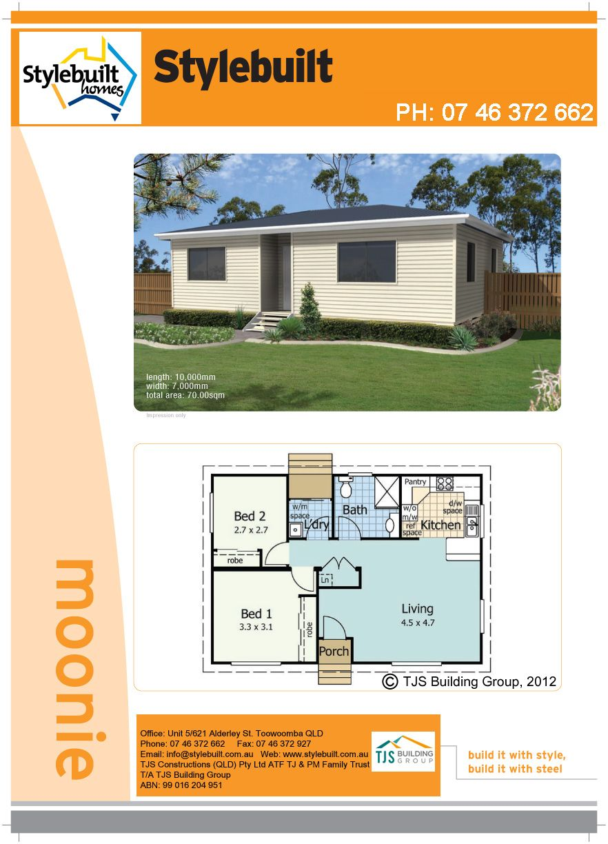 Transportable Home NT, Stylebuilt Home Qld Steelbuilt