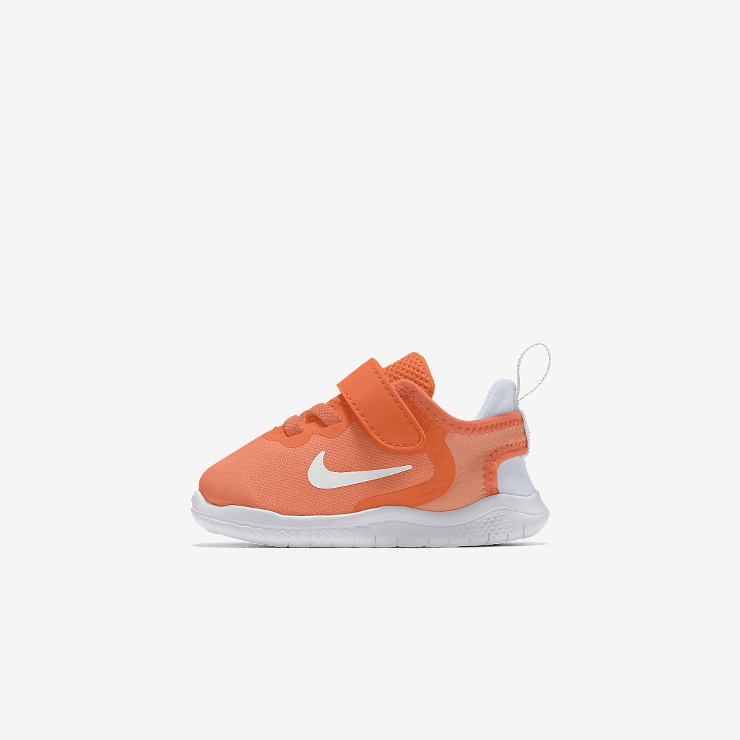 dde8177cee5d Nike Free RN 2018 By You Infant Toddler Shoe Size 10C (Multi-Color)