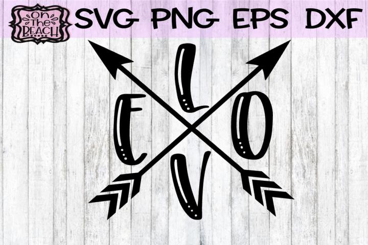 Valentine Love Love Arrows Svg Png Dxf Eps 211810 Svgs Design Bundles Svg Arrow Svg Beach Boutique