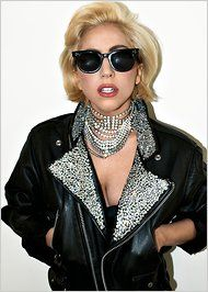 gaga   creative  an original   bold   and has the most twitter