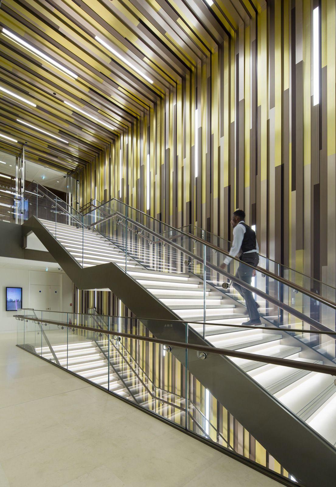 Office Tour Markel International – London Headquarters ...