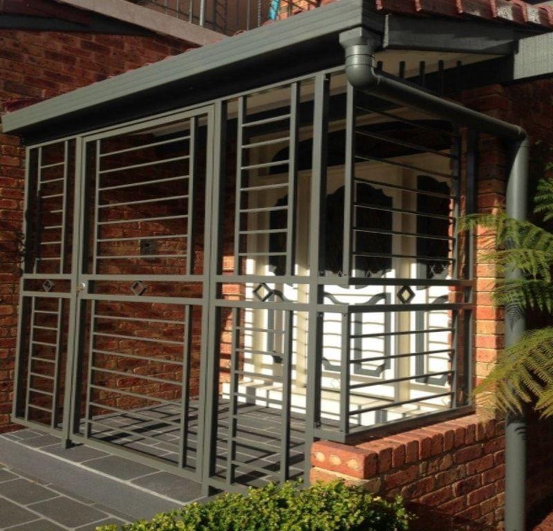 Home Security Doors To Burglar Proof Your Home